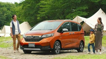 Honda Freed Yang Kini Bikin Bingung