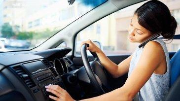 Bukan Hanya Soal Bahaya, Berikut Fakta Lain Menggunakan Ponsel Saat Berkendara