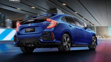 Tak Hanya Tampil Seksi, Fitur New Honda Civic Hatchback RS Makin Lengkap