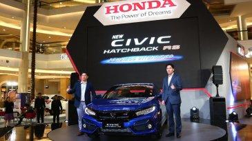 Tampil Baru, Ini Yang Membuat New Honda Civic Hatchback RS Makin Sporty dan Seksi