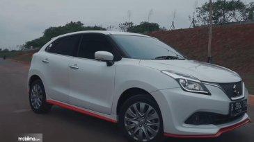 Review Suzuki Baleno Hatchback AT 2018: Mobil Nyaman Fitur Keselamatan Mumpuni