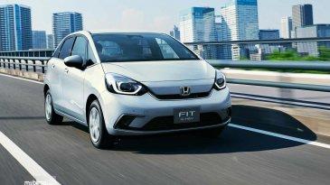 Penjualan Honda Jazz Model Jepang Dimulai, Target 10.000 Unit Per Bulan