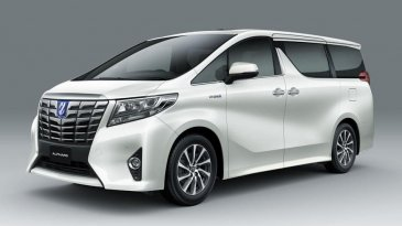 Review Toyota Alphard 2.5 G A/T Hybrid 2019