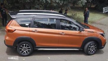 Menggunakan Platform Yang Sama, Apa Perbedaan Suzuki XL7 Dan Ertiga?