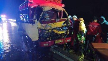 Mengantuk, Penyebab Terbesar Kecelakaan Di Tol Sumatra