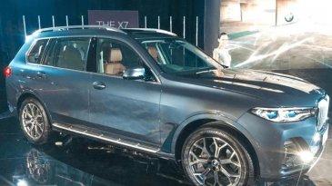 Review BMW X7 xDrive40i Pure Excellence 2019 : Mobil Mewah Untuk Segala Medan