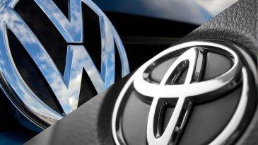 Toyota vs Volkswagen; Toyota Unggul Secara Merek, VW Menang Secara Group