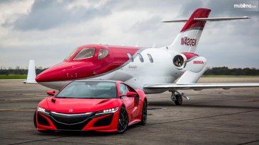 Sukses, HondaJet Jadi Pesawat Paling Laris di Kelasnya 3 Tahun Berturut-turut
