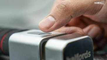 Sistem Keamanan Canggih, Kunci Setir Dengan Sidik Jari Tingkatkan Keamanan Kendaraan