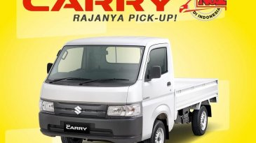 Belum Lengser, Suzuki Carry Pick Up Tetap Rajanya Pick Up!