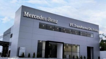 Jaringan Diperluas, Diler Truck Mercedes-Benz Dibuka Daimler Di Surabaya