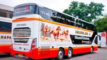 Tidak Asal, Begini Aturan Membuat Bus di Indonesia