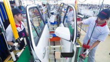 Suplai Komponen Dari China Tersendat, Toyota Siapkan Dua Alternatif