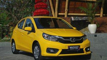 Baru Dua Bulan, Penjualan Honda Brio Tembus 11.730 Unit