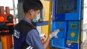 Pencegahan Virus Corona, Ini Langkah Jasa Marga Di Gerbang Tol