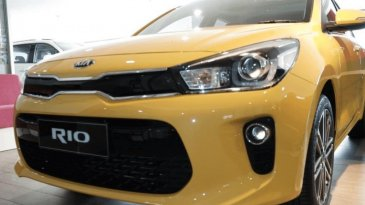 Review KIA All New Rio EX AT 2019: Mobil Hatchback Dengan Sunroof