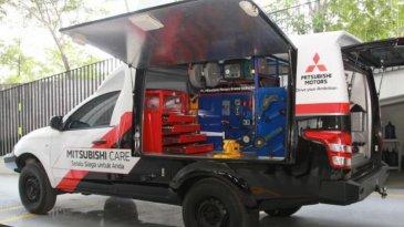 Layanan Home Service Mitsubishi Disiapkan Untuk Konsumen Di Rumah