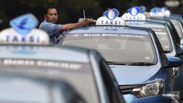 Terdampak Corona, Sopir Taksi Dan Tukang Ojek Jangan Risaukan Cicilan Kendaraan