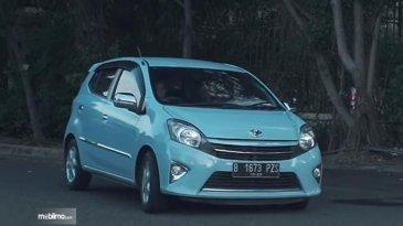 Review Toyota Agya 1.0 G 2013: Mobil LCGC Harga Terjangkau Perawatan Mudah