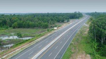 Jalan Tol Kayu Agung-Palembang Resmi Beroperasi Tanpa Tarif