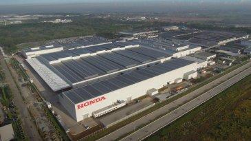Penjualan Menurun, Pabrik Honda Indonesia Tutup 14 Hari