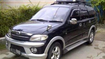 Review Daihatsu Taruna FGX Oxxy 2005: Mobil Low SUV Pertama Di Indonesia