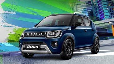 Diluncurkan Secara Virtual, Inilah Suzuki New Ignis 2020