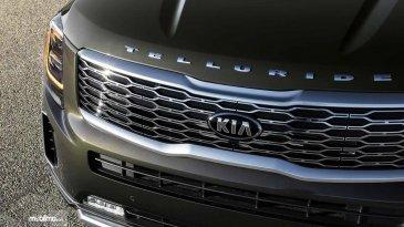 KIA Telluride Dinobatkan Sebagai Mobil Terbaik Dunia 2020