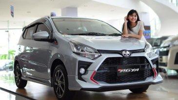 Penjualan Toyota Agya Naik di Tengah Pandemi Virus Corona