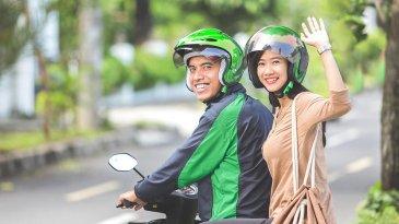 Meski Ada Kelonggaran, Driver OJOL Tetap Dilarang Mengangkut Penumpang Selama PSBB