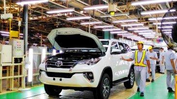 Prioritaskan Keselamatan, Toyota Perpanjang Penghentian Aktivitas Produksi