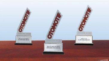 Honda Brio dan Civic Hatcback RS Jadi Mobil Terbaik Versi OTOMOTIF Award 2020