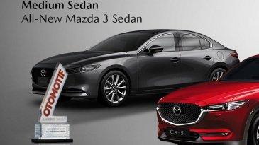 Mazda Borong 4 Penghargaan OTOMOTIF Award 2020