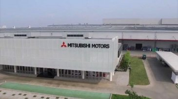 Ikuti Kebijakan PSBB, Pabrik Mitsubishi Cikarang Tutup Sementara