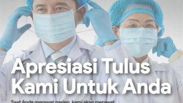 Honda Beri Servis Gratis Buat Para Dokter di Indonesia