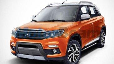 Satu Model Segera Diluncurkan Toyota, Rebadge dari Suzuki Vitara Brezza