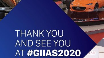 GAIKINDO Yakin GIIAS 2020 The Series Bisa Digelar
