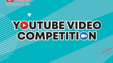 Manfaatkan Momen Di Rumah Aja, Daihatsu Gelar Youtube Video Competition