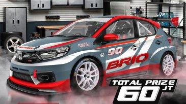 Honda Gelar Kompetisi Honda Brio Virtual Modification Ke-3