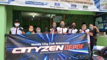 Sederet Aksi Sosial Komunitas Honda di Masa Pandemi COVID-19
