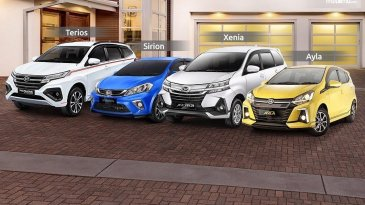 Bulan April 2020, Penjualan Daihatsu Hanya Laku 5.200 unit