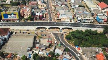 Flyover Martadinata Selesai, Distribusi Logistik di Jabodetabek Makin Lancar