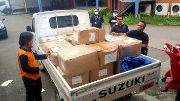 Bersama SCRC, Suzuki Bantu Salurkan Donasi Perlengkapan Medis
