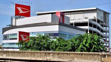 Pabrik Daihatsu Kembali Beroperasi Setelah Lama Tutup