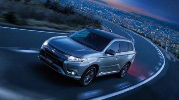 Mitsubishi Hadirkan Outlander PHEV Black Edition