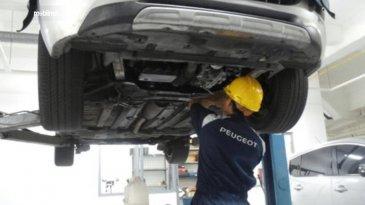Peugeot Terapkan Protokol Kesehatan Di Bengkel Dengan Ketat Fase New Normal