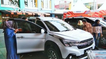 Alasan, Mengapa Suzuki XL7 Layak Jadi Pilihan