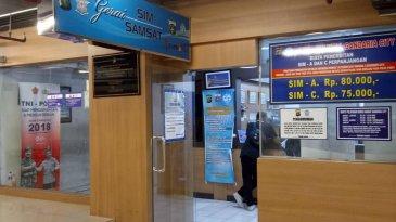 Gerai SIM DKI Jakarta Beroperasi Lagi di 8 Mall
