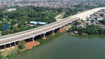 Jasa Marga Terus Kebut Pembangunan Dua Ruas Tol JORR II