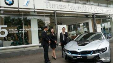 Karyawan BMW di Indonesia Tidak Kena PHK, Benarkah?